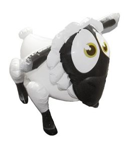Lady Bah Inflatable Sheep