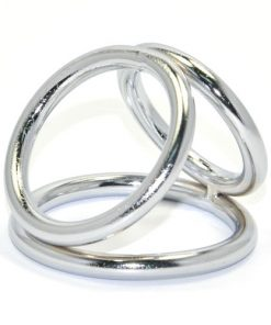 Triple Steel Rings