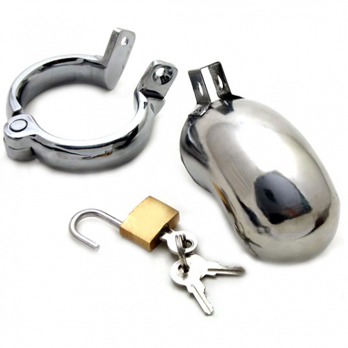 Brig Male Chastity Device
