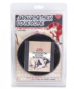 Japanese Silk Love Rope