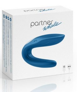 Partner Toy Whale Vibrator