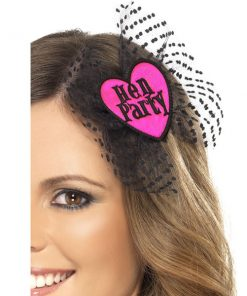 Hen Party Hair Bows